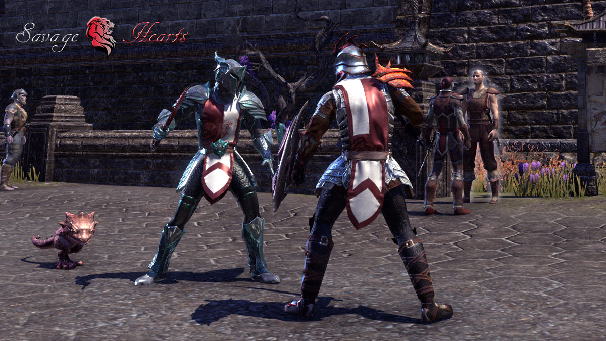 Savage Hearts ESO