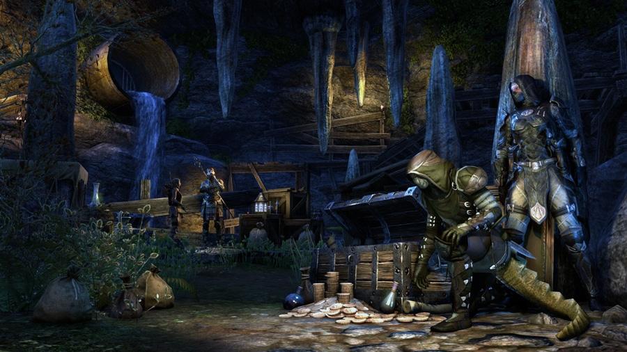 Thieves Guild DLC Changes