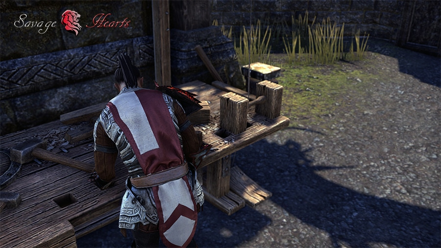 Woodworking Guide in ESO
