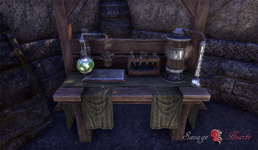 Alchemy Crafting Guide in ESO