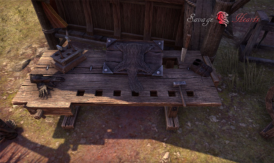 Clothing Crafting Guide in ESO