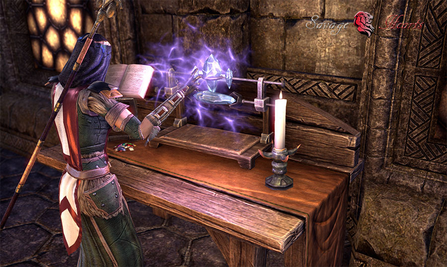 Enchanting Crafting Guide in ESO