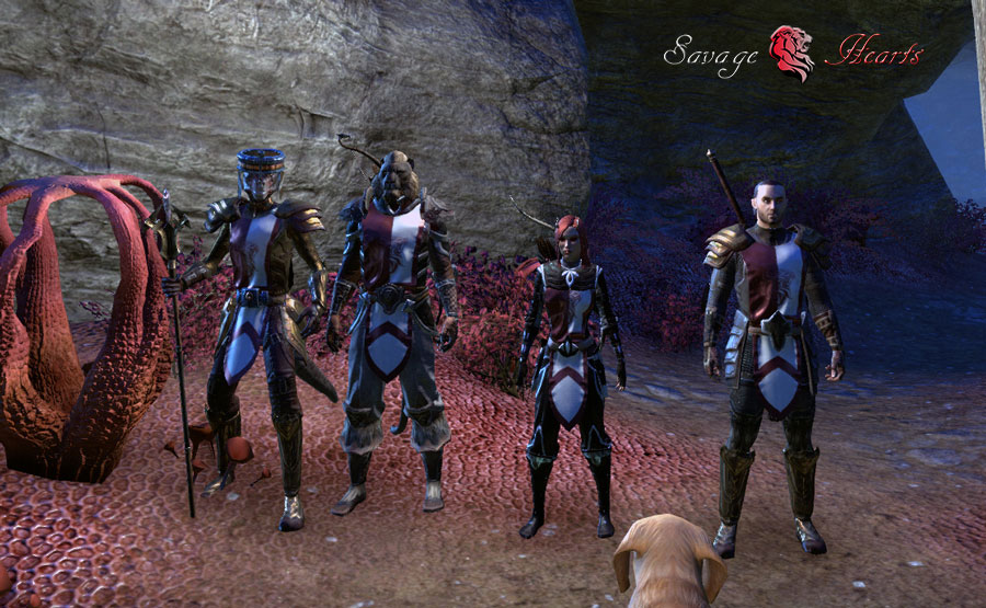 Savage Hearts Elder Scrolls Online Guild