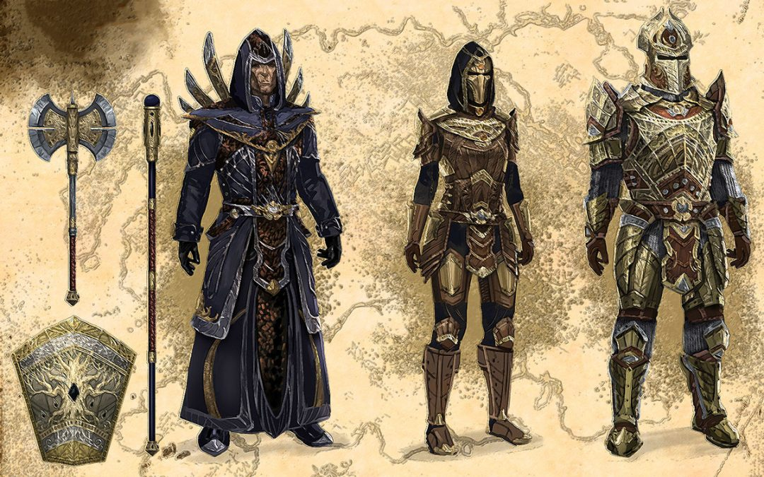 How to Obtain Item Sets in Tamriel of Elder Scroll Online