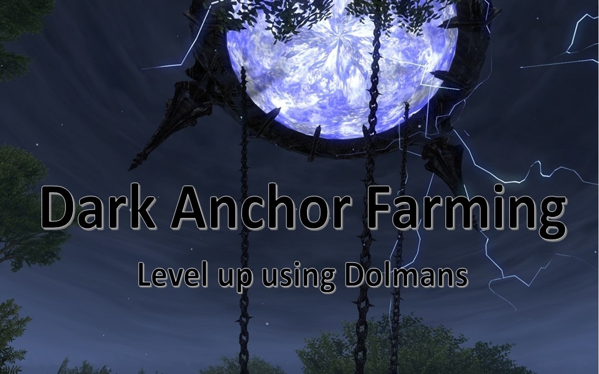 Dark Anchor Farming • Savage Hearts ESO