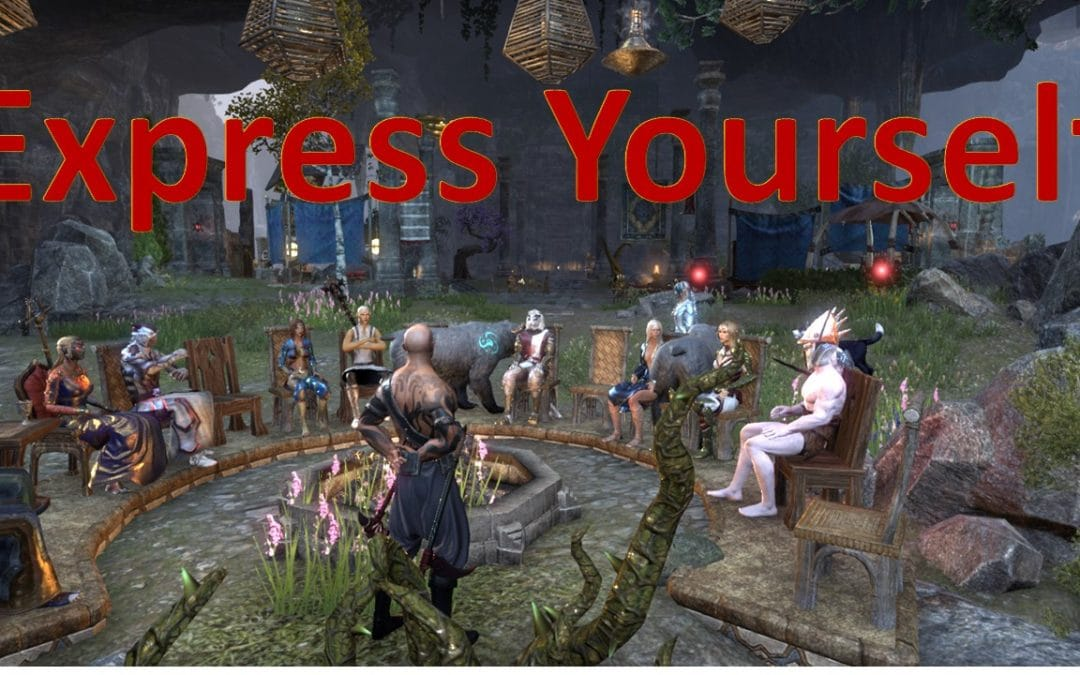 Express Yourself – Emotes Part One